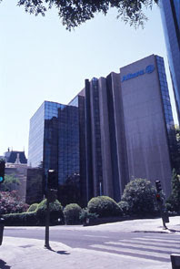 Edificio Allianz, antes Adriática