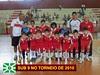Valinhos disputará a fase regional do Troféu Piratininga de futsal com oito categorias