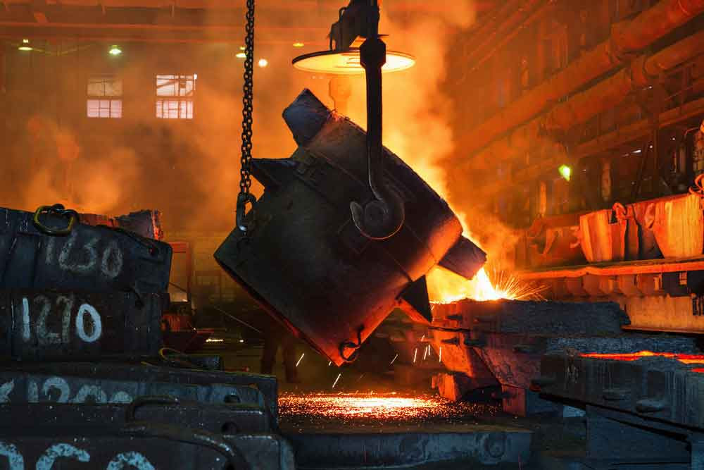 Differences Between Cast Iron And Cast Steel