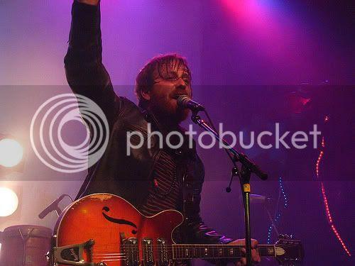 Dan Auerbach @ Phoenix Concert Theatre: photo by Michael Ligon