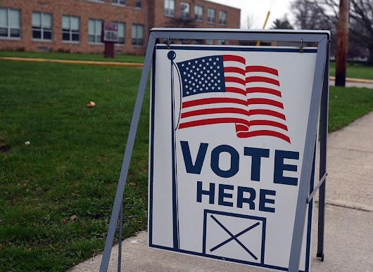 Voter turnout low, but same as last election | Local News |