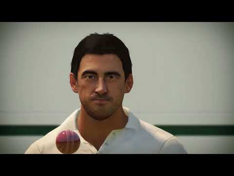 Ashes cricket game by Big Ant Studio