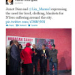 Broadway Stars Storm Social Media in Support of Hurricane Relief - Theater News - Nov 6, 2012