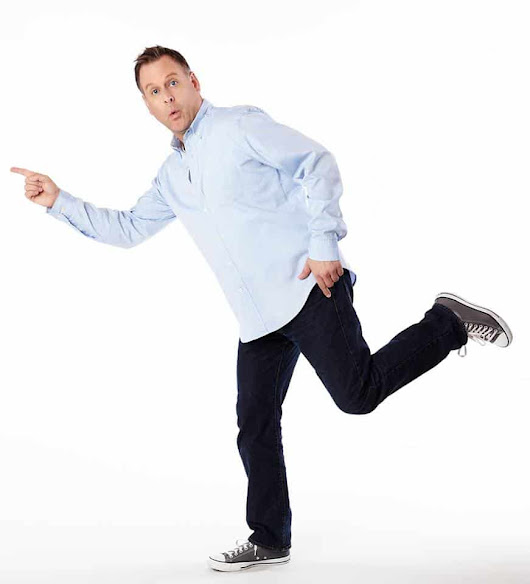 Dave Coulier, Full House Celebrity, Is a Talented Clean Comedian - The Grable Group