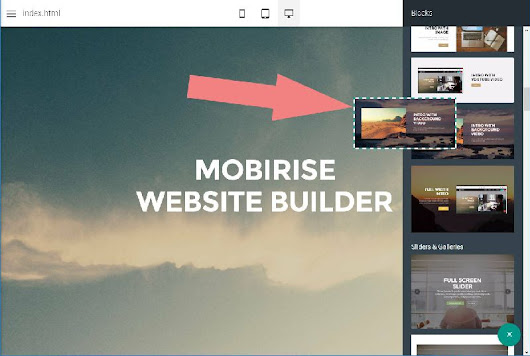 Free Mobile Website Builder Software