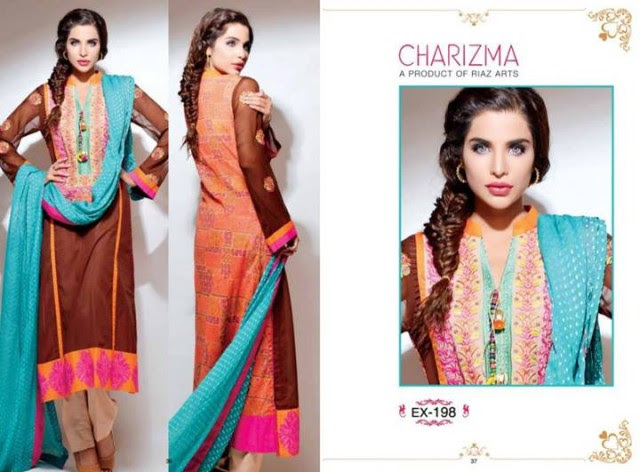 Melodious-Summer-Eid-Festive-Lawn-Dress-Collection-2013-for-Girls-Women-by-Charizma-1