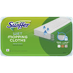 Swiffer Sweeper Wet Mopping Cloths - Open-Window Fresh - 12ct