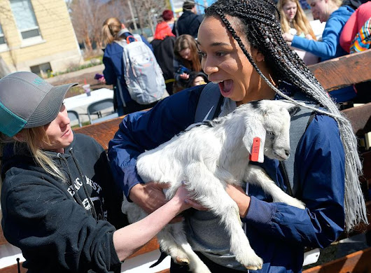 USU celebrates 'National Ag Day'