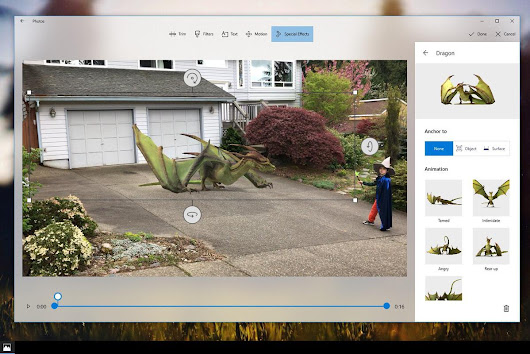 Hands on with Microsoft's Story Remix, the new tool to make your photos pop