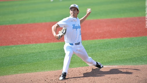 Pitcher Alex Ross Concludes Four-Year Career At Johns Hopkins