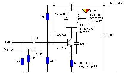 THE RADIO BUILDER: FM transmitters