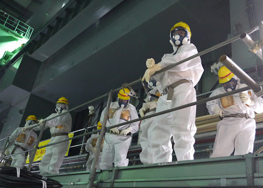 Human error blamed after spent fuel removal operations halted at Fukushima Daiichi | Enformable