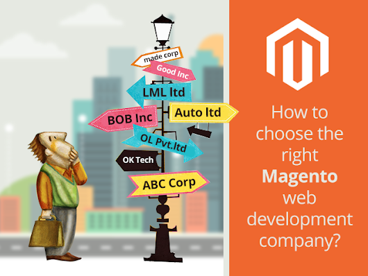 How To Find A Reliable Magento Web Development Company? - Zaptech Solutions