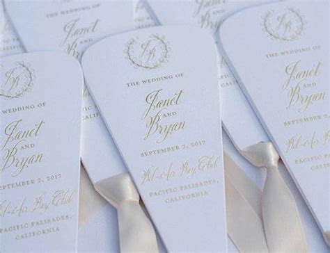 7 Main Wedding Program Wording Rules For Your Perfect Ceremony