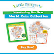 Little Passports Giveaway Winner and a Discount