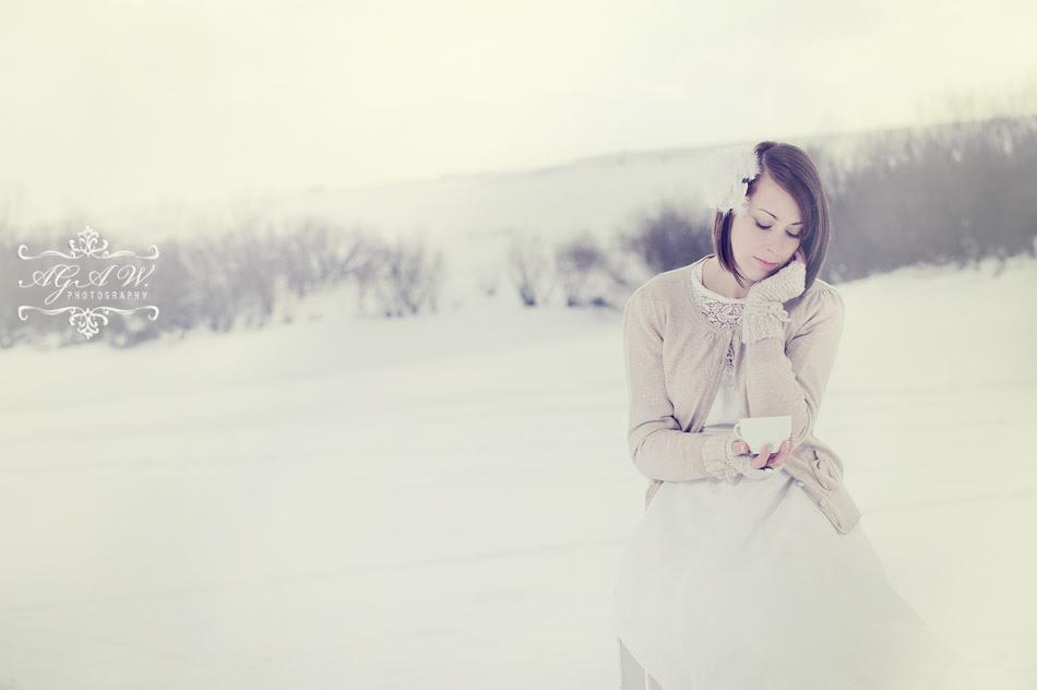 pastelowa zima