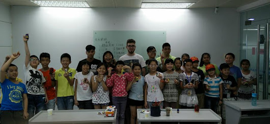 Volunteering in China - A different perspective