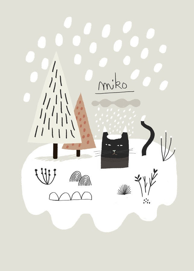 Miko Snow / Affiche Poster