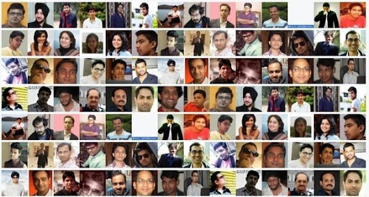 Most Popular Bloggers In India,