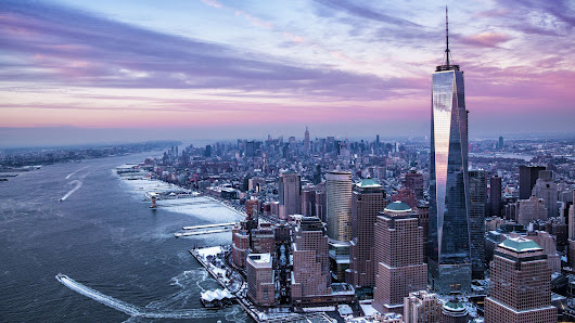 From Sky With Love : New York, New York ♥ - Blog voyage et photo