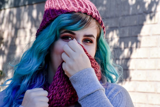 The Perfect Scarf & Beanie Duo - The Brock Blog