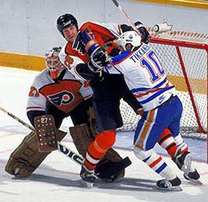 Tikkanen Oilers