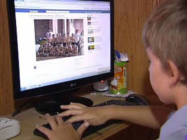 ¿Cómo usan los niños las redes sociales?