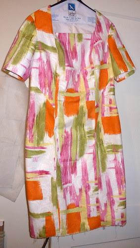 v8799 fully lined and sleeves inserted by Danvillegirl