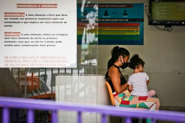 Crianças com suspeita de covid-19 devem ser encaminhadas ao Hmib