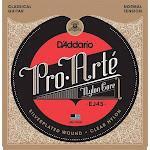 D'addario Ej45 Pro Arte Normal Tension Nylon Guitar Strings