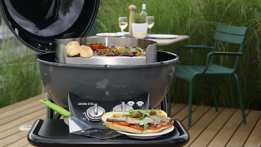 "Showgrillen mit ""kitchen & more"""