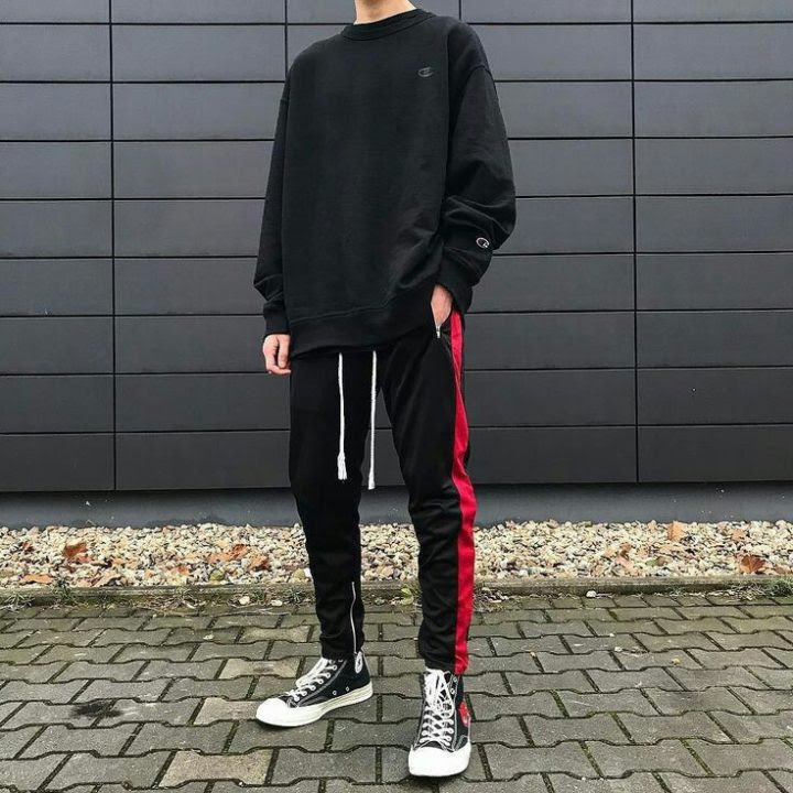 streetwear fashion 2018  men's urban style clothing ideas