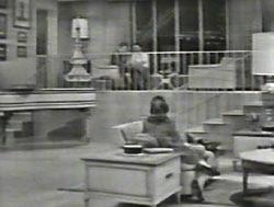 Judy Garland Show set