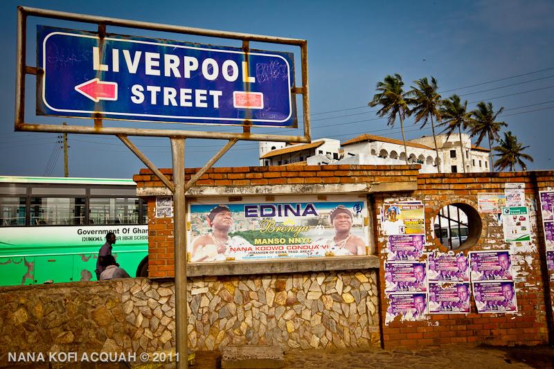 Elmina - Liverpool Street