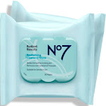 No7 Wipes, Revitalizing, Value Pack - 2 - 30 wipes packs [60 wipes]