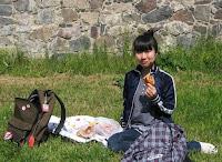 Piknik Suomenlinnassa