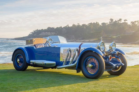 Eight of the world's top classics to gather in Paris | Classic & Sports Car