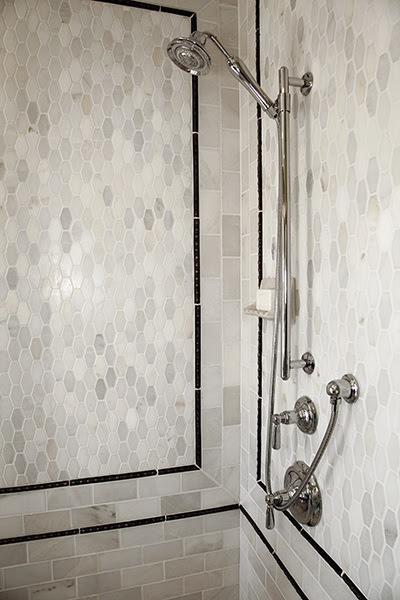 How To Use Accent Tiles Tile Borders To Enhance Your Luxury Bathroom