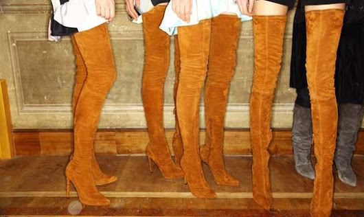 Botas Over The Knee o mosqueteras - Blog de Zacaris