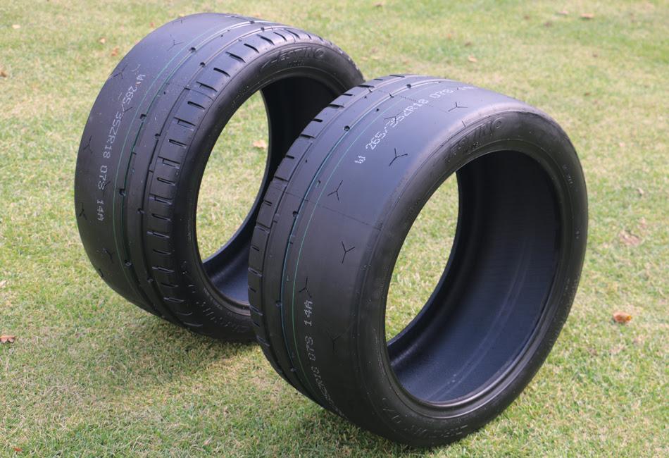 Zestino Westlake Goodride Semi Slick Drift Tires Circuit Slick Racing Tires Full Slick Tyres