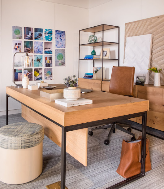 5 Tips for Getting Your Office Organized (and Keeping It That Way) - Front + Main