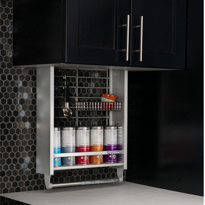 Pull-down Cabinet System - Richelieu Hardware