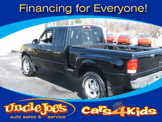 Used 2000 Ford Ranger XL SuperCab 4WD for Sale in Howell MI 48843 Joseph Auto Sales