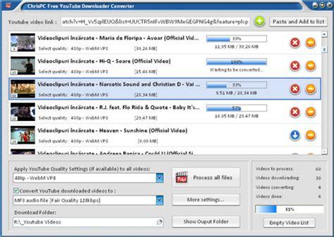 add  package chris videotube downloader youtube downloader