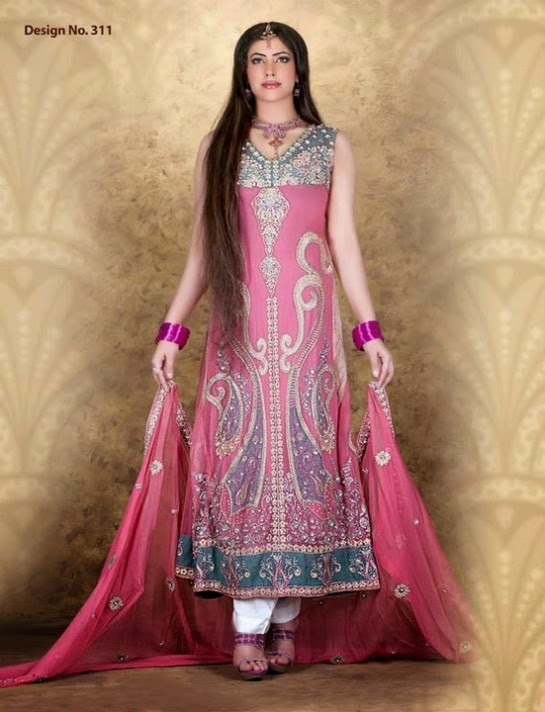 Beautiful-Girls-Party-Wear-Anarkali-Churidar-Frock-Shalwar-Kamiz-Dress-by-Kukoos-Exclusive-14