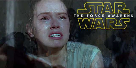 Disney Screens Star Wars: The Force Awakens For Terminally Ill Fan