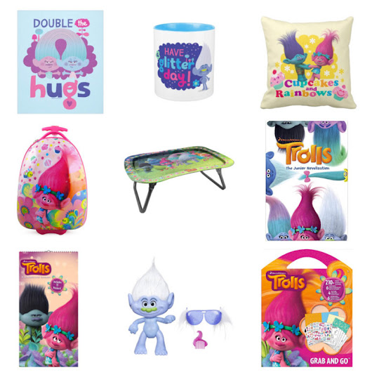 The best Trolls gifts that are actually on kid's wishlists this year! #THEGiftGuiders #DreamWorksTrolls | Women and Their Pretties