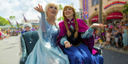 "Disneyland Paris estate 2015: offerta ""Frozen"""