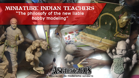 """Indian Teachers in Miniature"" Solidary Project"