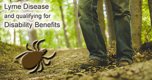 Can Lyme Disease qualify me for SS disability benefits?